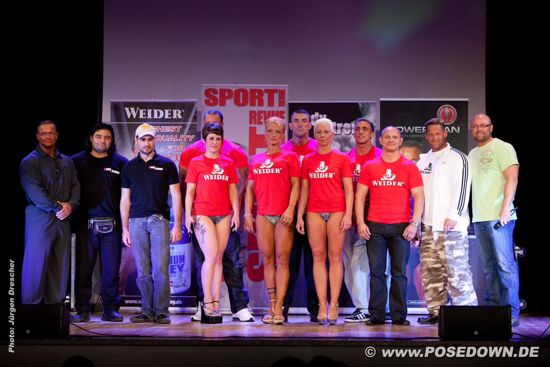 Body-Xtreme Competition Check-up 2011 in Berlin
